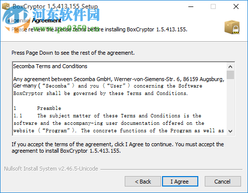 BoxCryptor Unlimited下载(磁盘加密) 1.5.413.155 最新版
