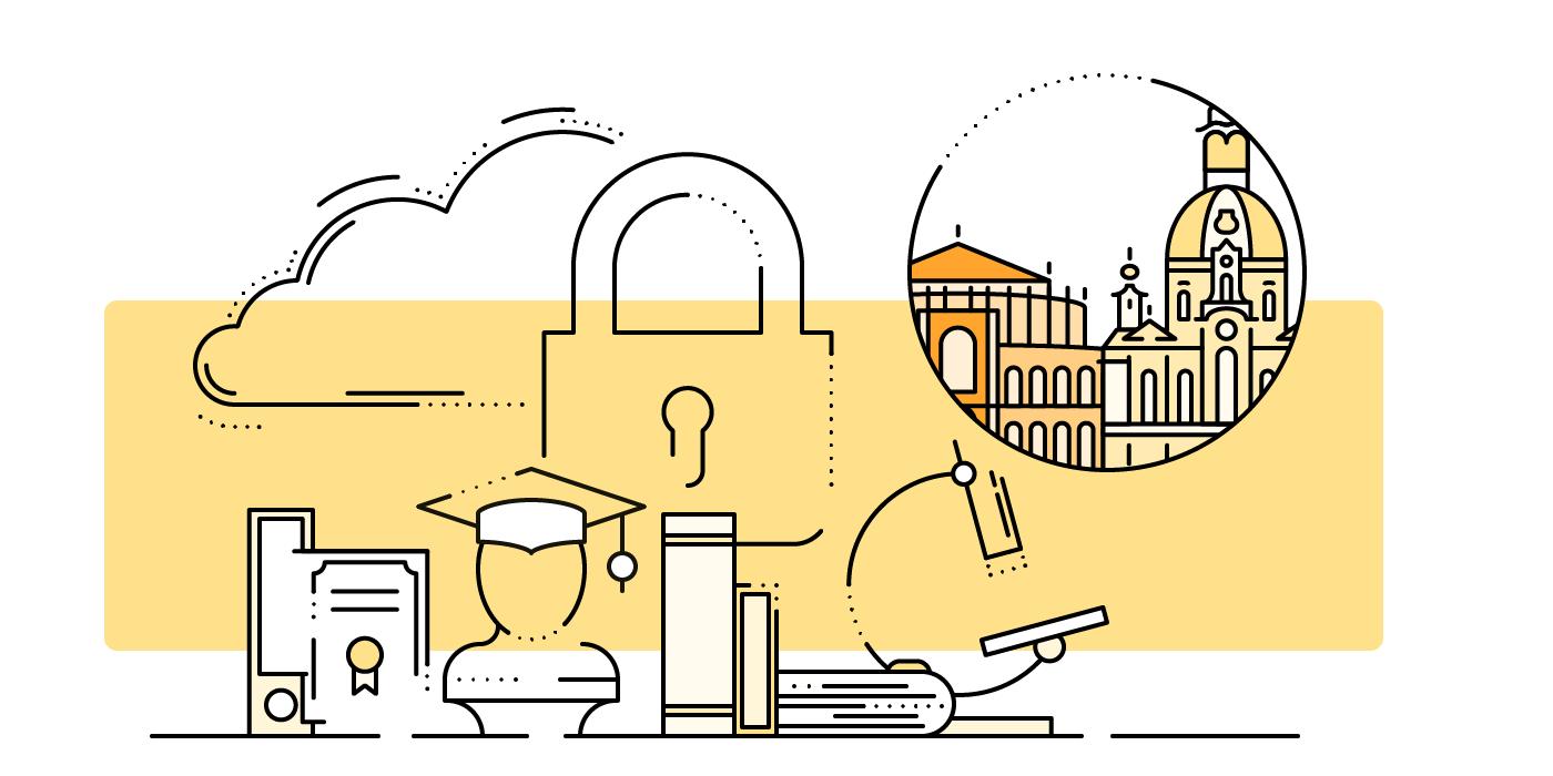 德累斯顿工业大学如何改善那里的数据安全性并简化与Boxcryptors加密解决方案的协作的案例研究。